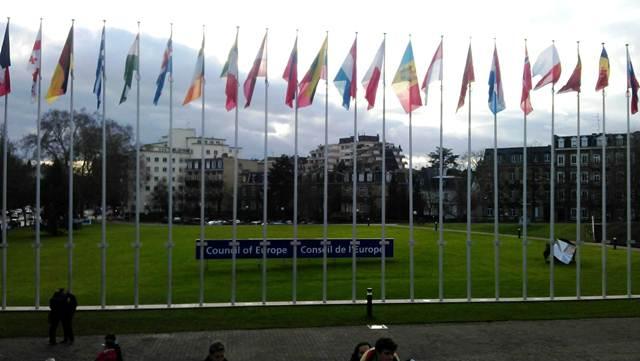 Der Europarat - Council of Europe