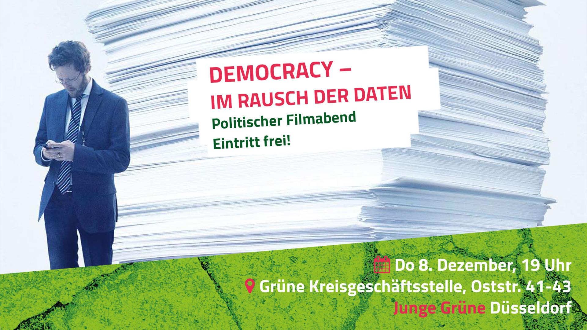 Democracy – Im Rausch der Daten