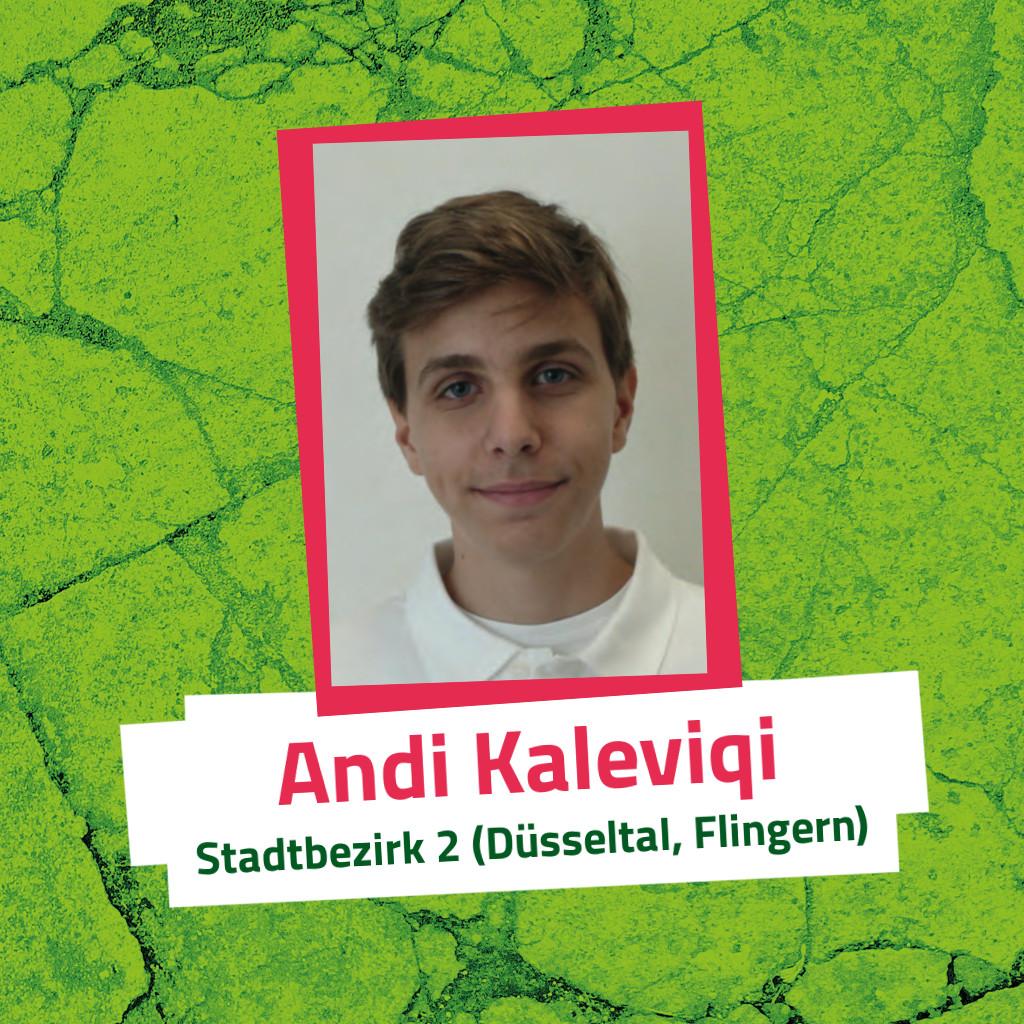 Jugendrat_Andi Kaleviqi